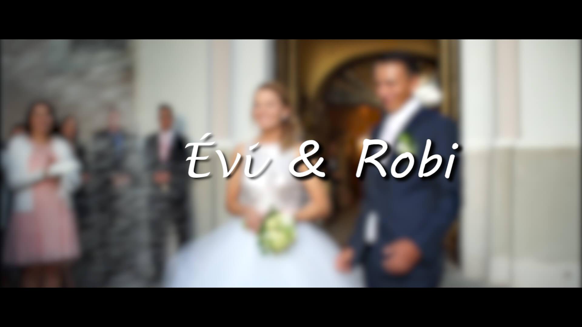 Évi és Robi Highlight videó