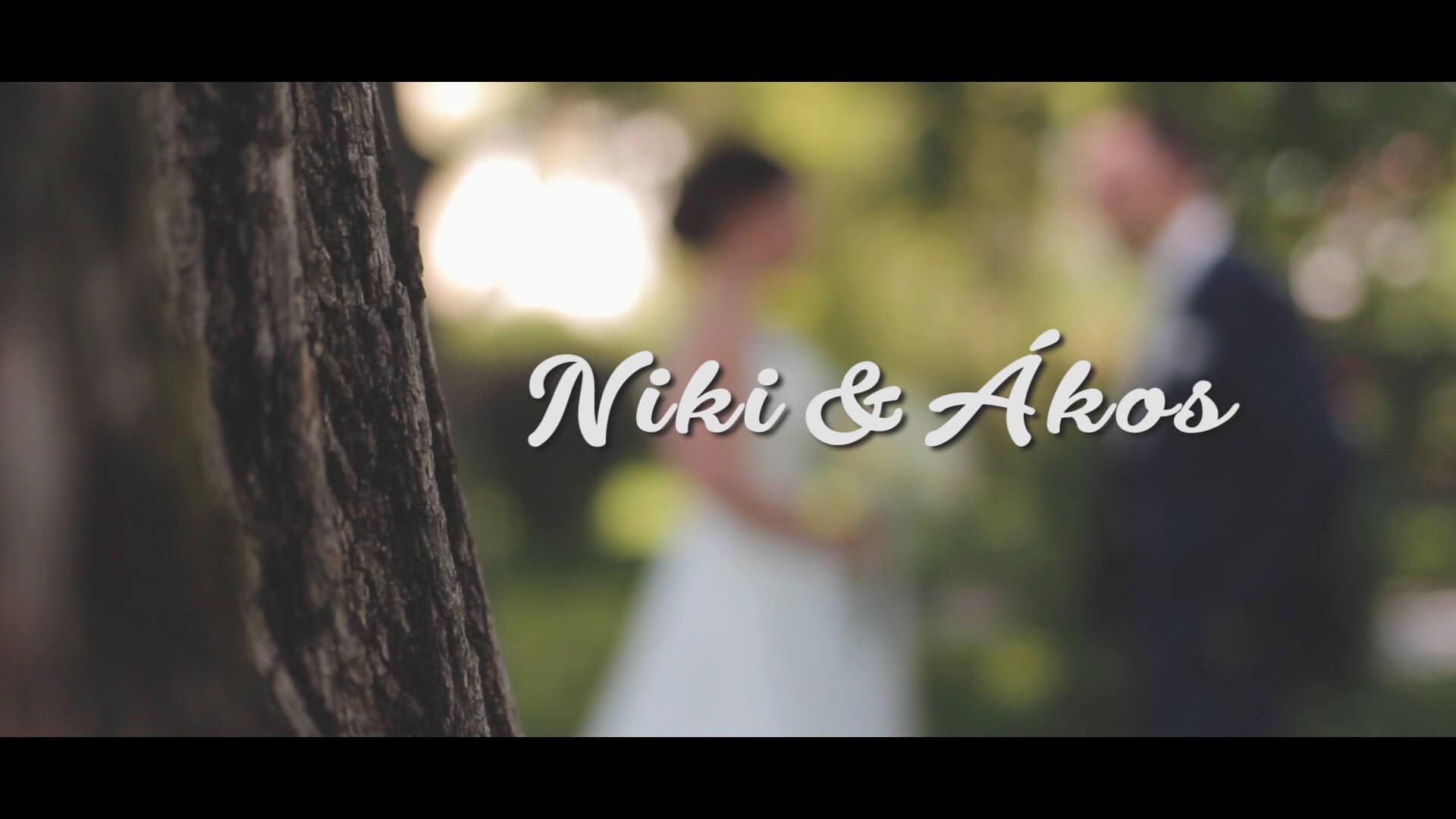 Niki és Ákos Highlight videó