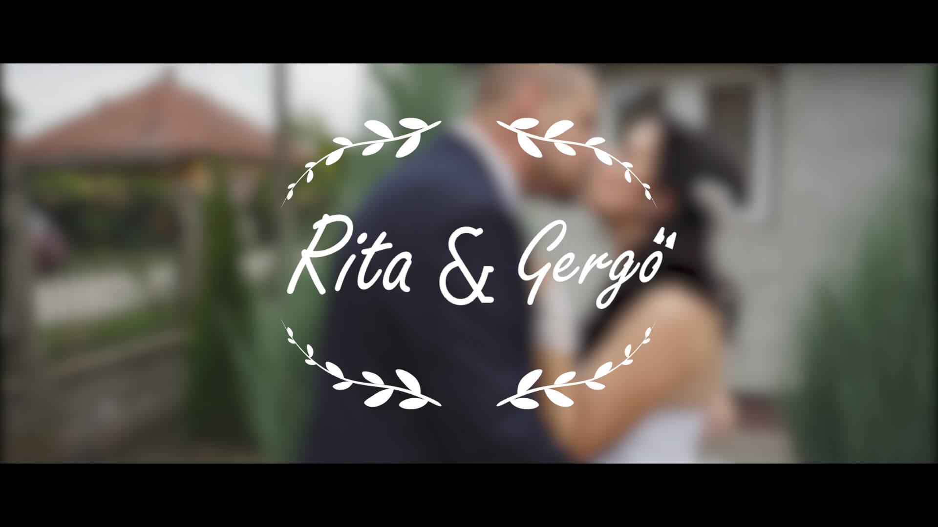 Rita és Gergő Highlight videó